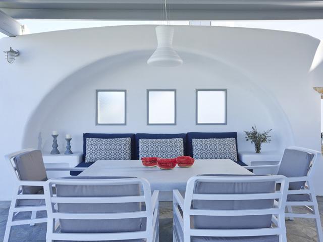 Aqua Breeze Villas Naxos