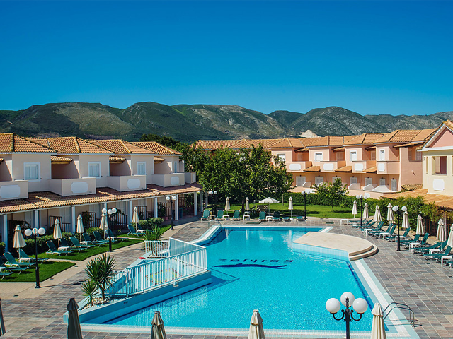 Zephyros Eco Resort Hotel