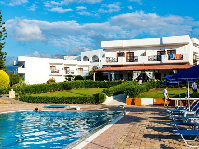 Matheo Hotel Villas and Suites