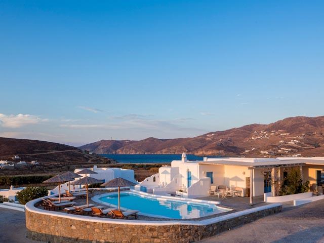 Terra Maltese Natural Retreat Mykonos, 4 Etoiles hôtel de luxe à ...