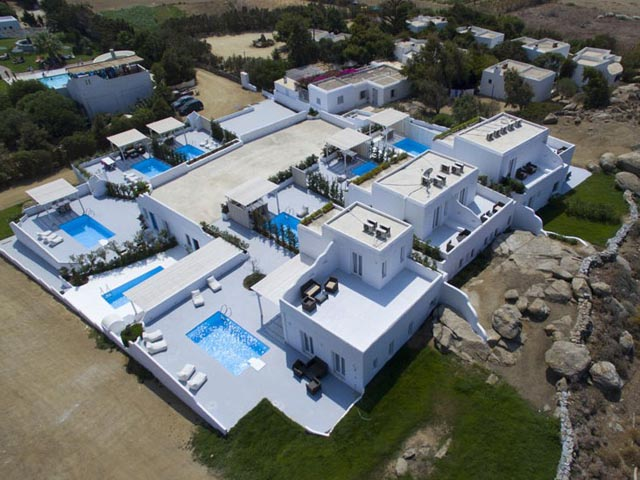 Naxian Utopia Luxury Villas and Suites