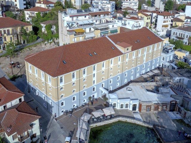 Hydrama Grand Hotel: