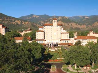 The Broadmoor HotelExterior View