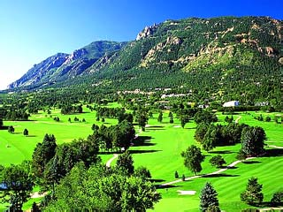 The Broadmoor HotelGolf Course