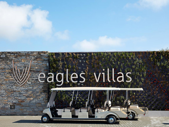 Eagles Villas: