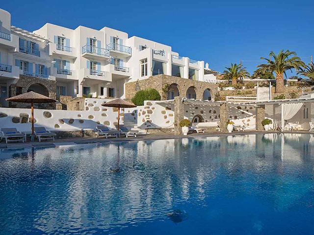 Manoulas Beach Resort - EB -8% Avra till 28/02/18 for 01/10/18-08/10/18