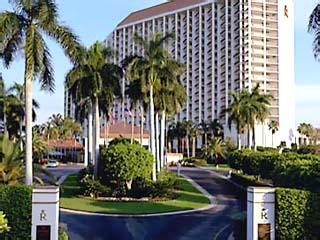 Naples Grande Beach Resort (ex The Registry Resort)Exterior View