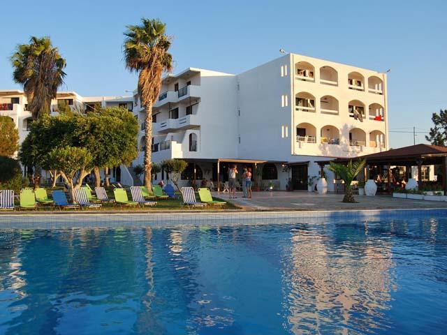 Ocean Heights View Hotel: