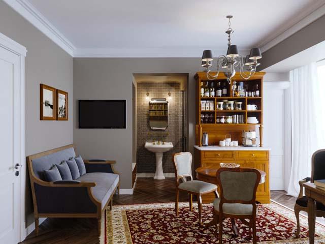 Legacy Gastro Suites:
