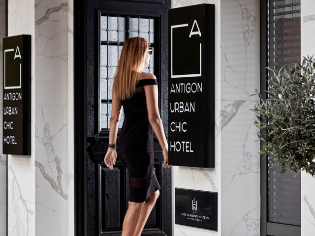 Antigon Urban Chic Hotel