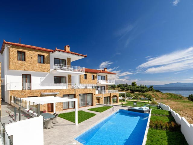 Villa D Oro - Special Early Bird Offer for Villas up to 40% OFF !! 14.06.19 - 10.09.19 !!