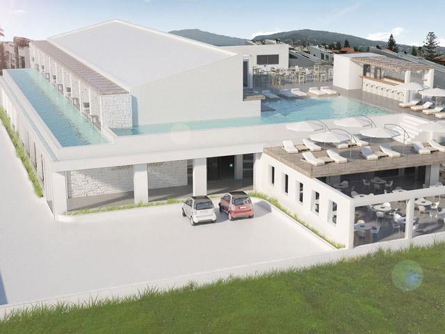 Atermono Boutique Resort: