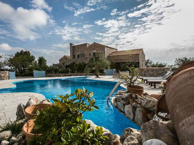 Ktima Mani Hotel (Karageorgou)