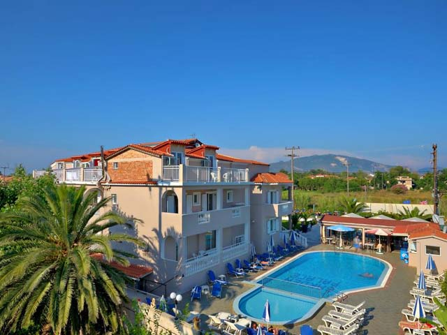 Garden Palace Hotel Laganas - Our Offer 15%
