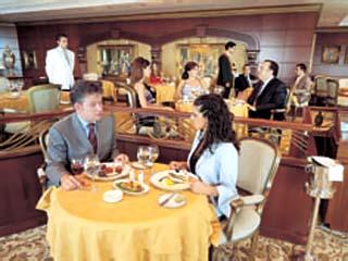 Habtoor Grand Hotel Convention Center & SpaLe Ciel French Restaurant