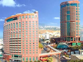 Habtoor Grand Hotel Convention Center & SpaExterior View