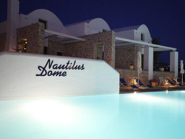 Nautilus Caldera's Suites and Studios