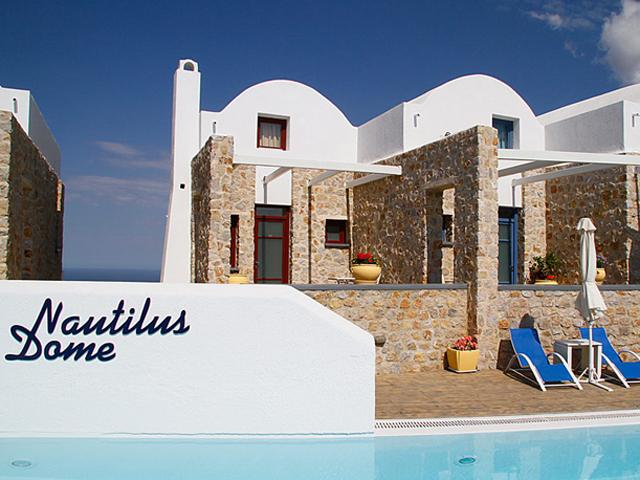 Nautilus Caldera's Suites and Studios: