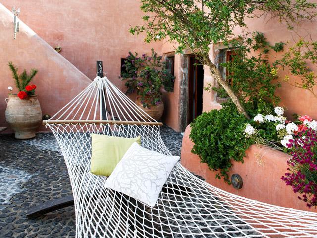 Villa Io: Exterior View