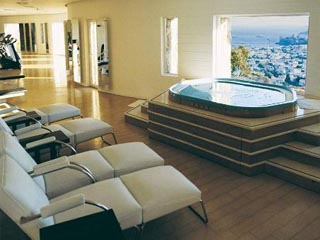 The Marmara Bodrum: Spa