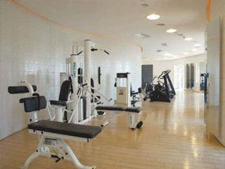 The Marmara Bodrum: Gym