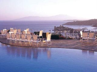 The Marmara Bodrum: Swimming Pool