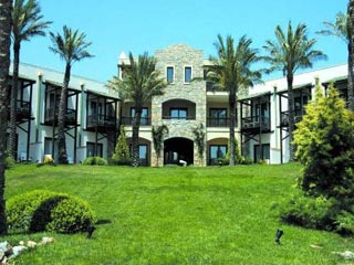The Marmara Bodrum: Exterior View
