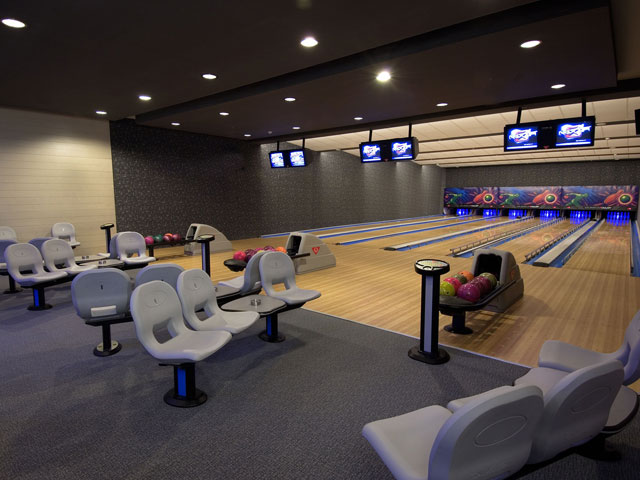 Gloria Golf Resort - Bowling Area