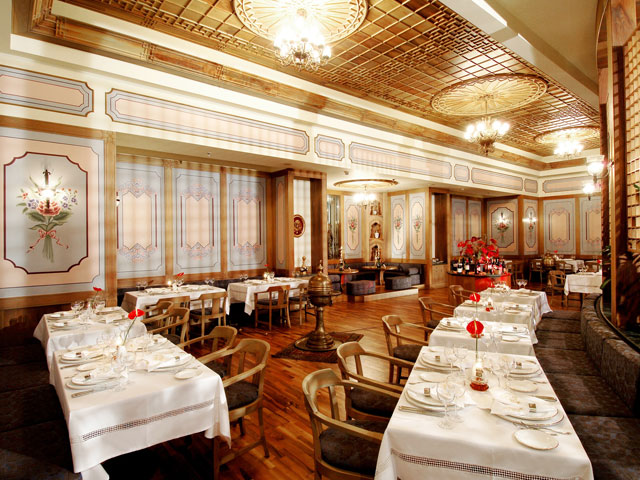 Gloria Golf Resort: Restaurant