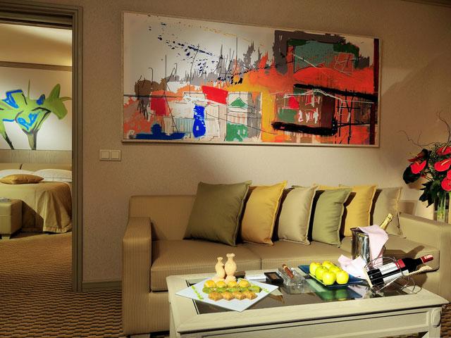 Gloria Golf ResortGloria Villa  Living Room