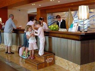 Kempinski Hotel Barbaros Bay: Lobby