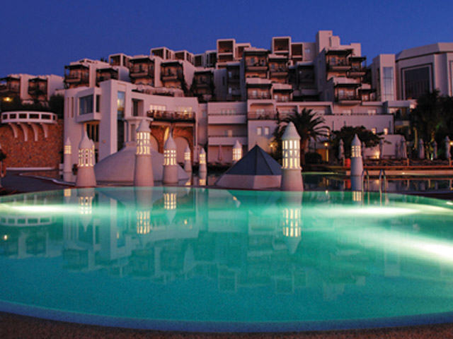 Kempinski Hotel Barbaros Bay: Exterior View