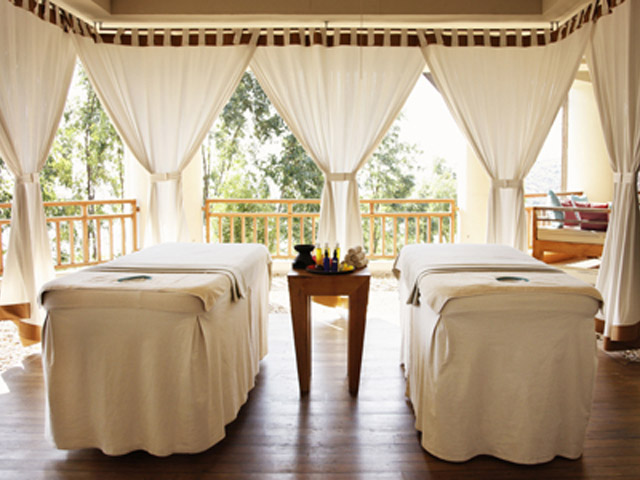Kempinski Hotel Barbaros Bay: Six Senses Spa