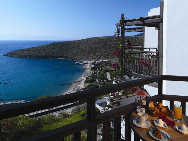 Kempinski Hotel Barbaros Bay: Balcony