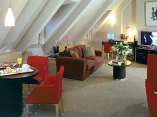 Aria HotelJazz Floor