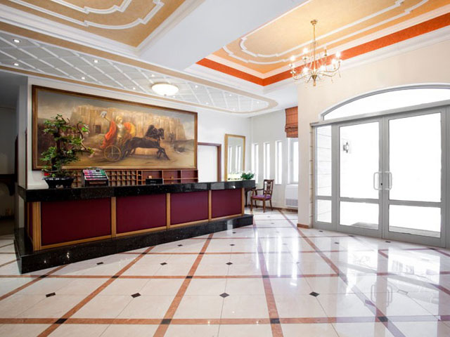 Achillion Palace Hotel