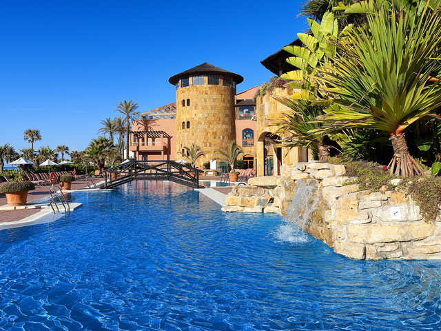 Gran Hotel Elba Estepona & Thalasso Spa - Swimming Pool