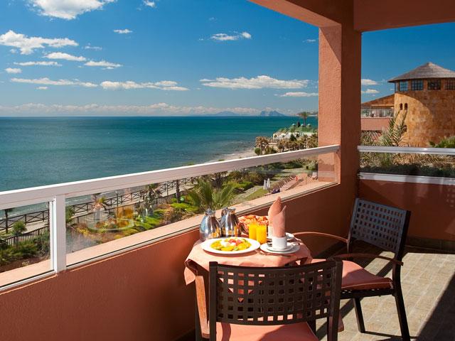 Gran Hotel Elba Estepona & Thalasso Spa: Balcony