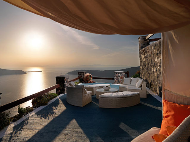 Tholos Resort - Sea View