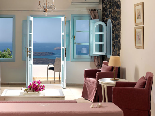 Tholos Resort - Senior Suite