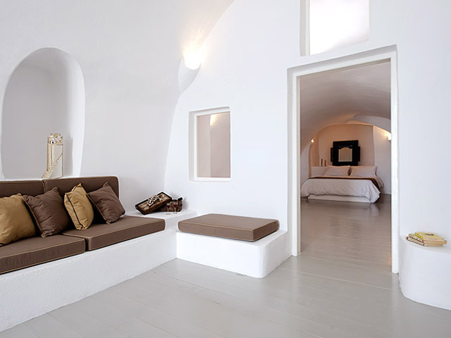 Vinsanto Villas - Senior Cave Suite