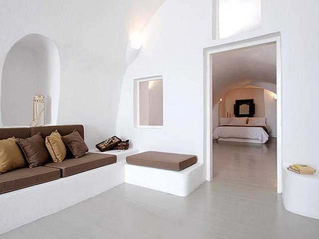 Vinsanto Villas - Senior Cave Suite