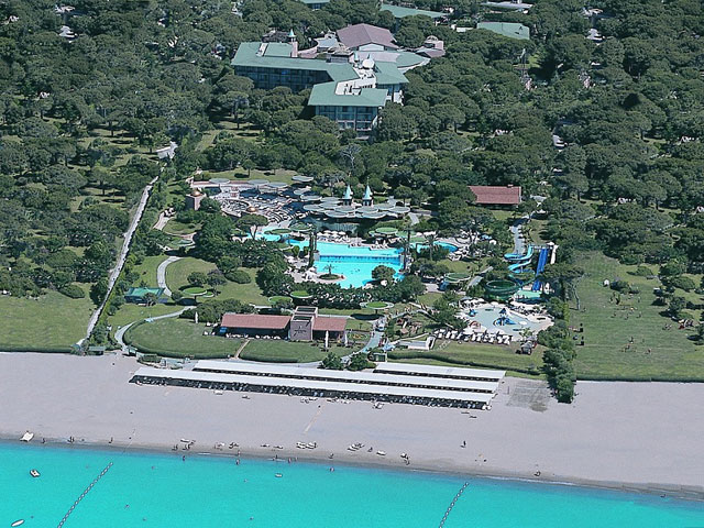 Gloria Verde Resort & Spa - Aerial View Gloria Verde Resort & Spa