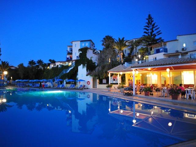 Rethymno Mare WaterPark Hotel: