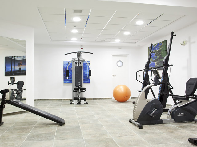 Rocabella Art Hotel & Spa Mykonos - Gym