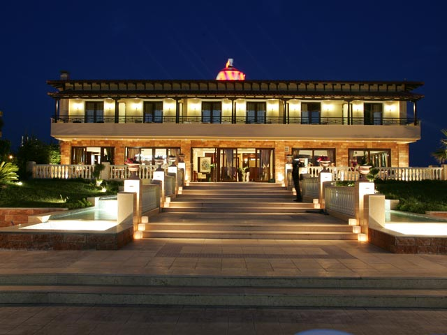 Avalon Hotel Thessaloniki - Exterior View