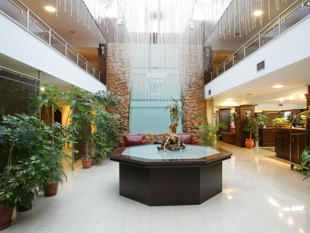 Avalon Hotel Thessaloniki - Lobby