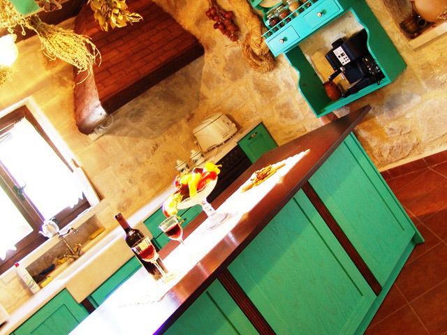 Villa Petra - Kitchen