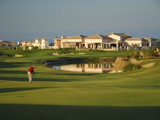 Intercontinental Aphrodite Hills Resort HotelAphrodite Hills Golf