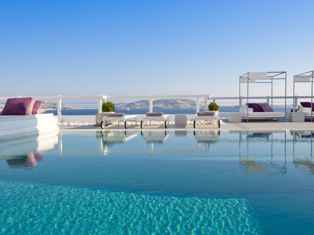 Grace Mykonos, 4 Etoiles hôtel de luxe à Agios Stefanos ...